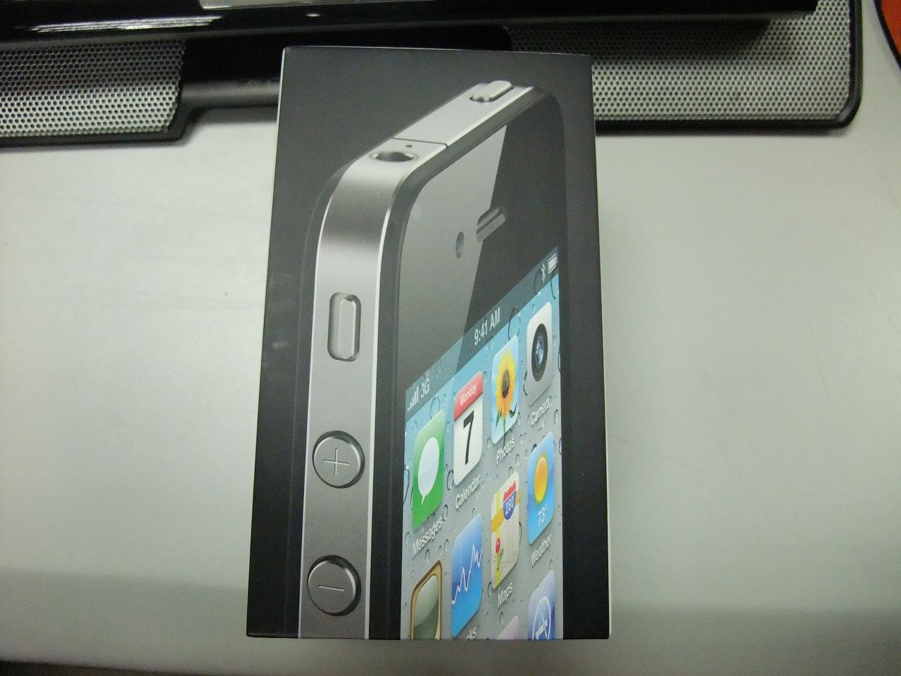 iPhone4香港版