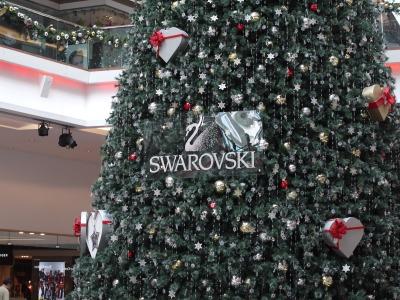 2012年香港クリスマスツリー