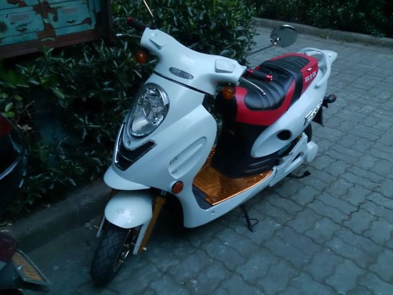 電動バイク購入