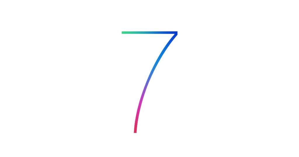 iOS7ロゴ