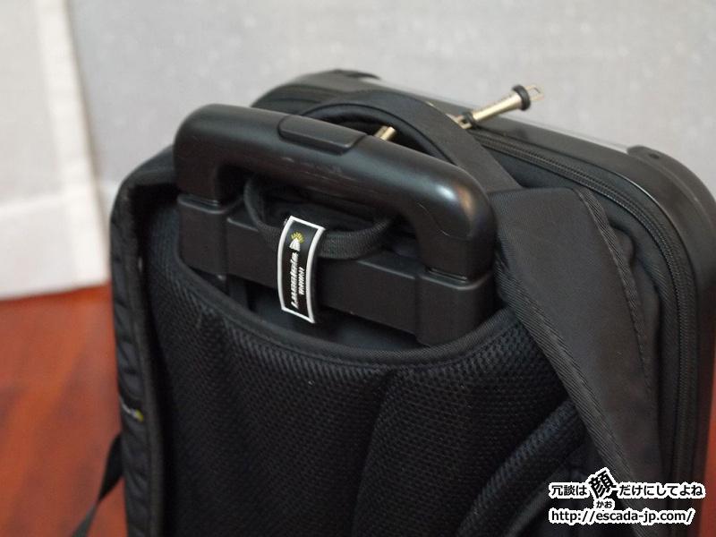中国でlucciolaというブランドの旅行鞄を購入してみた02