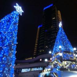 蘇州のクリスマス飾り付け20141219-03