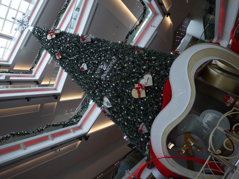 2012年香港のクリスマス01