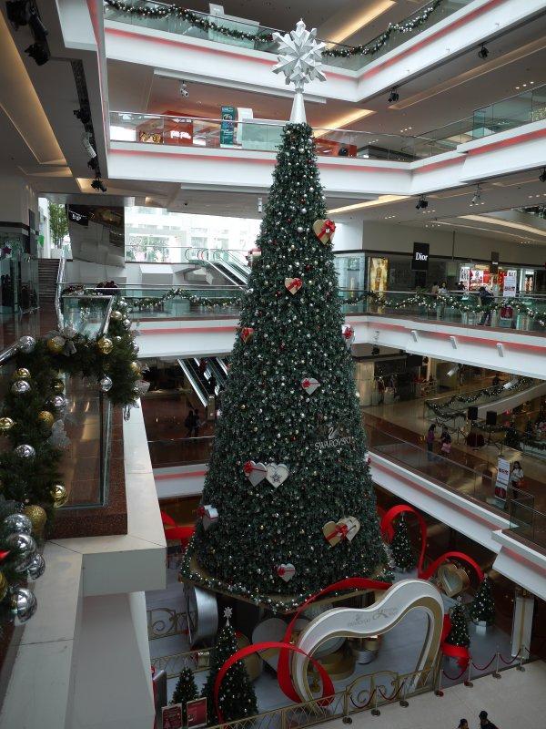 2012年香港のクリスマス02