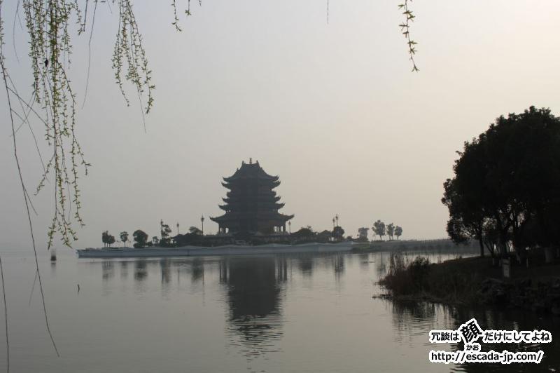 重元寺五重塔