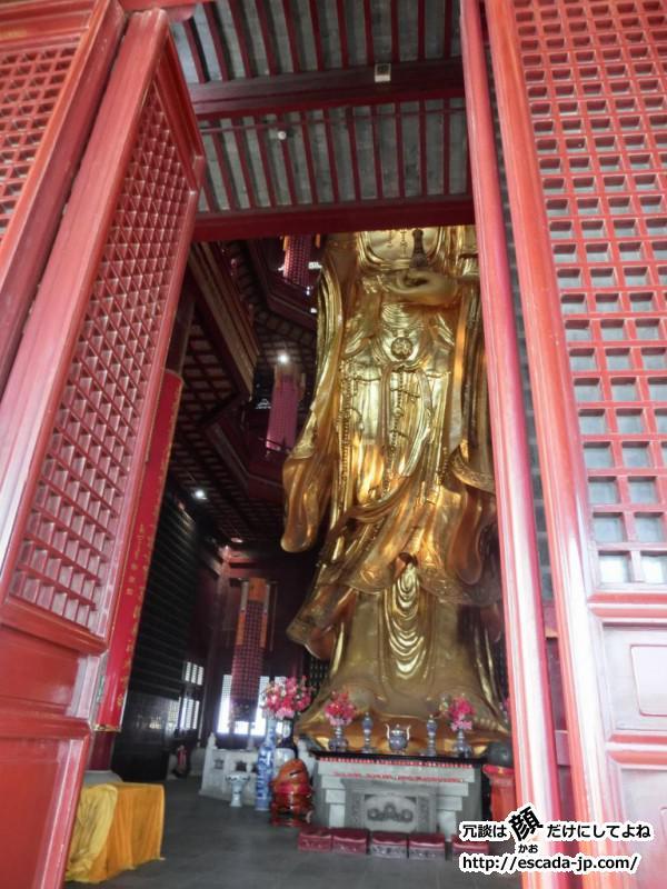 重元寺お釈迦様