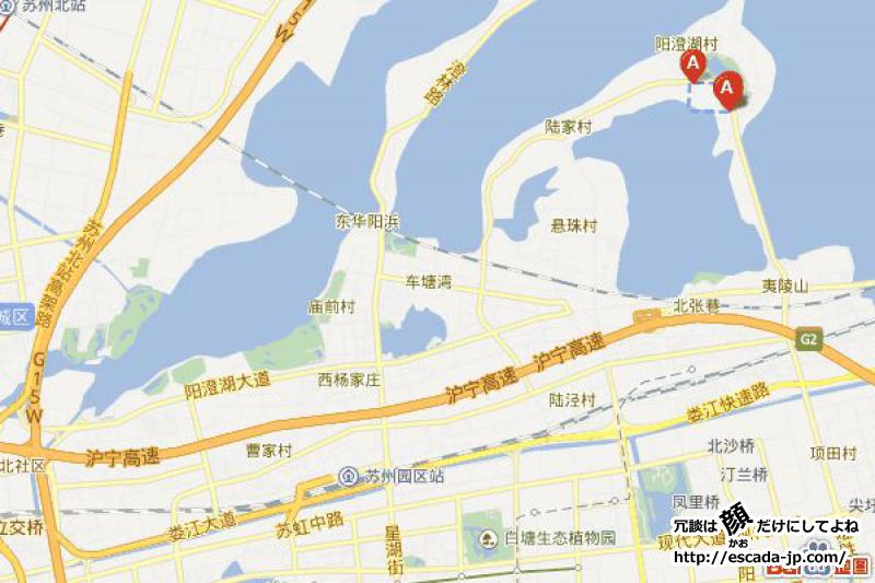 重元寺map
