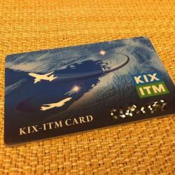 kix-itm card