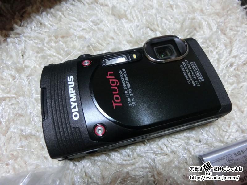オリンパスTG-850