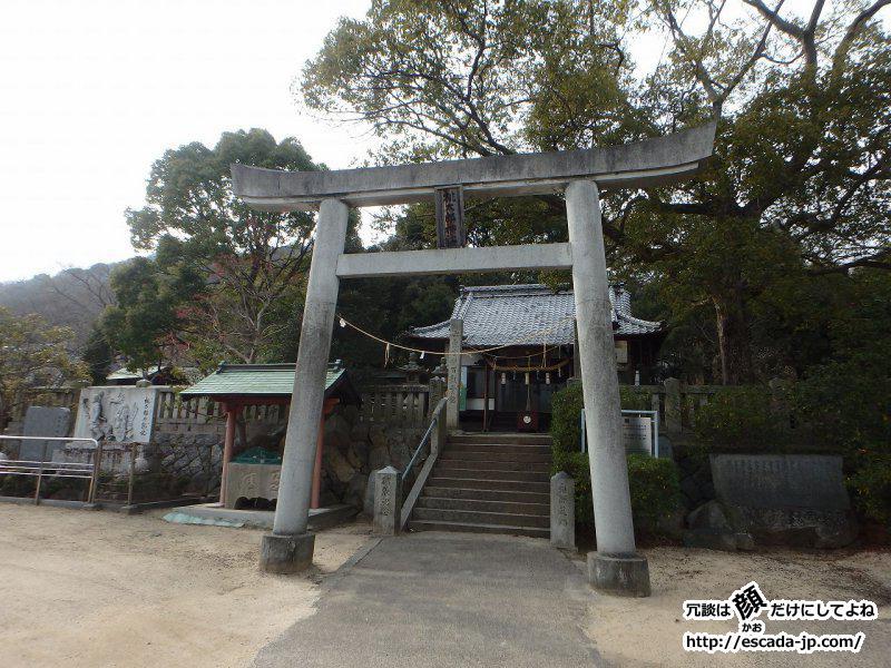 桃太郎神社の社