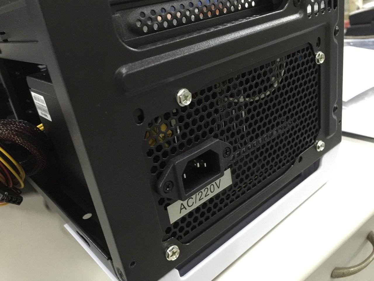 2016年会社用自作パソコン