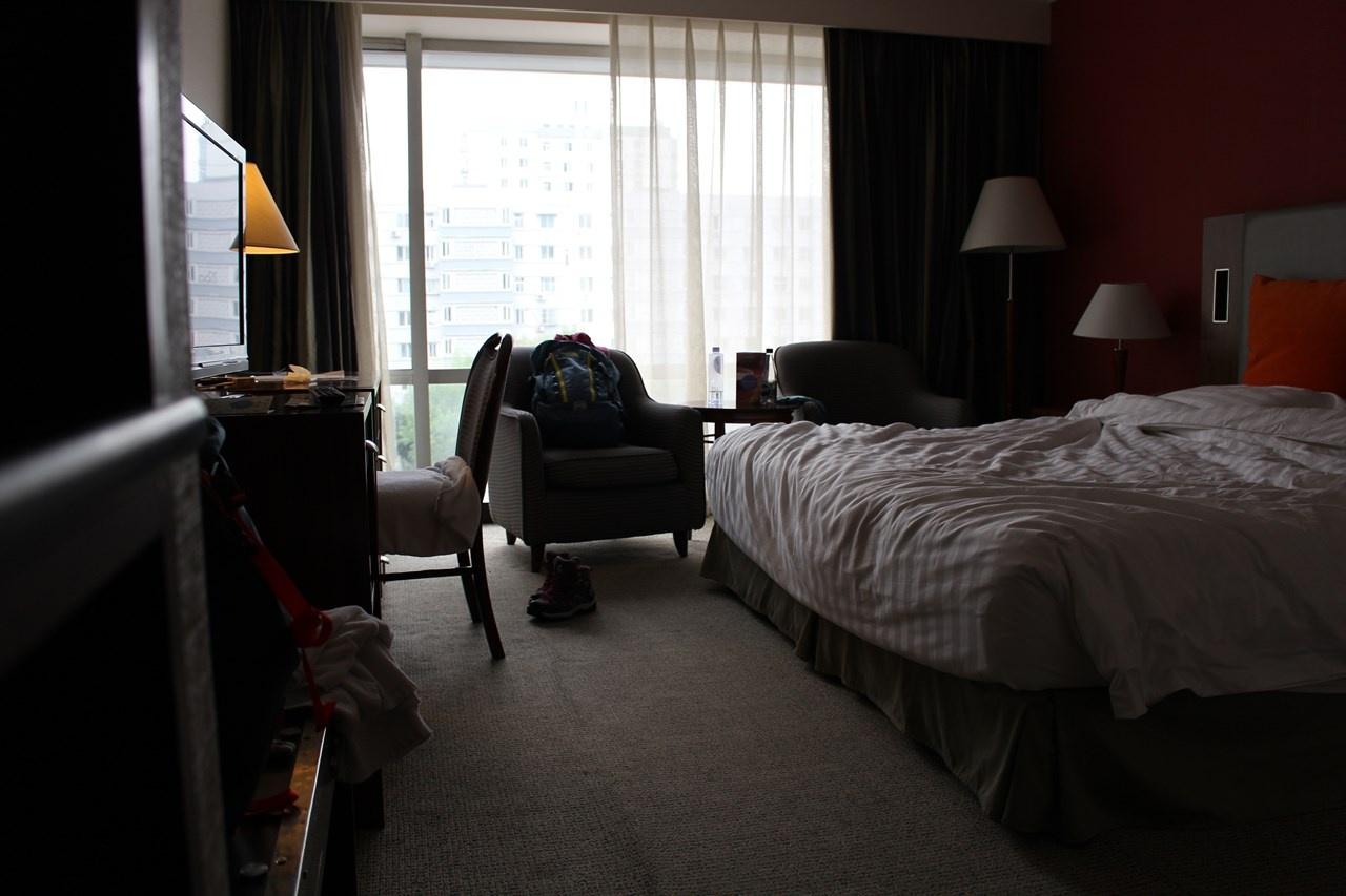 新橋諾富特飯店室内